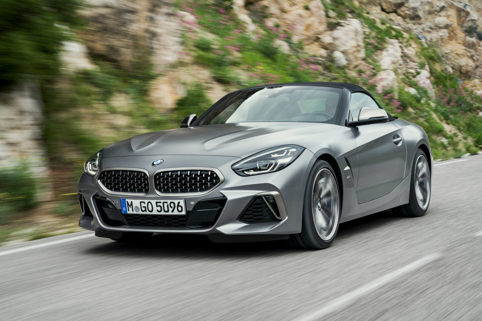 TrackWorthy - 2020 BMW Z4 M40i Roadster (1)