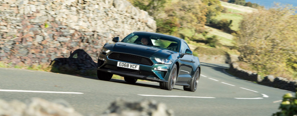 TrackWorthy - Mustang Bullitt at the Isle of Man TT (1)