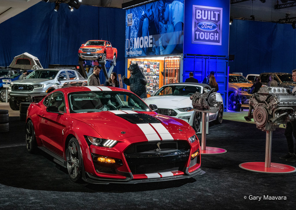 American Muscle On Display At The 2019 Canadian