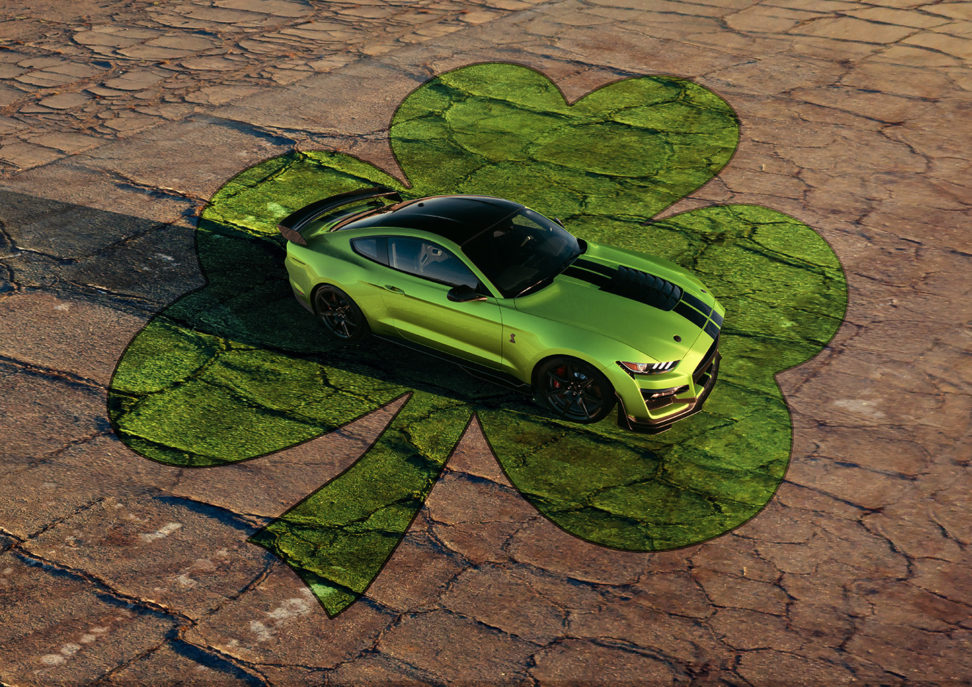 TrackWorthy - 2020 Ford Mustang GT500 in Grabber Lime (1)