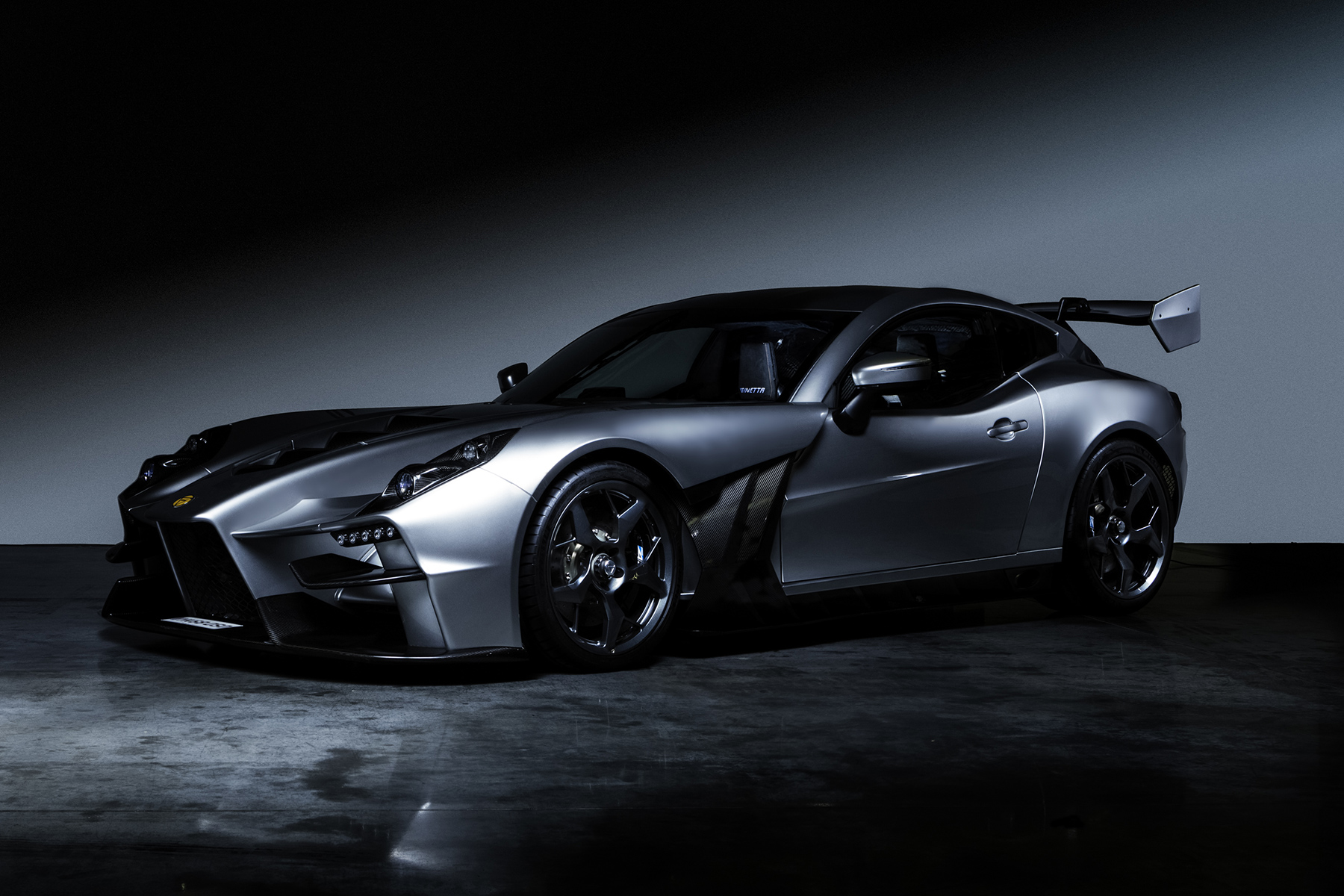 all-new 600 hp ginetta supercar revealed