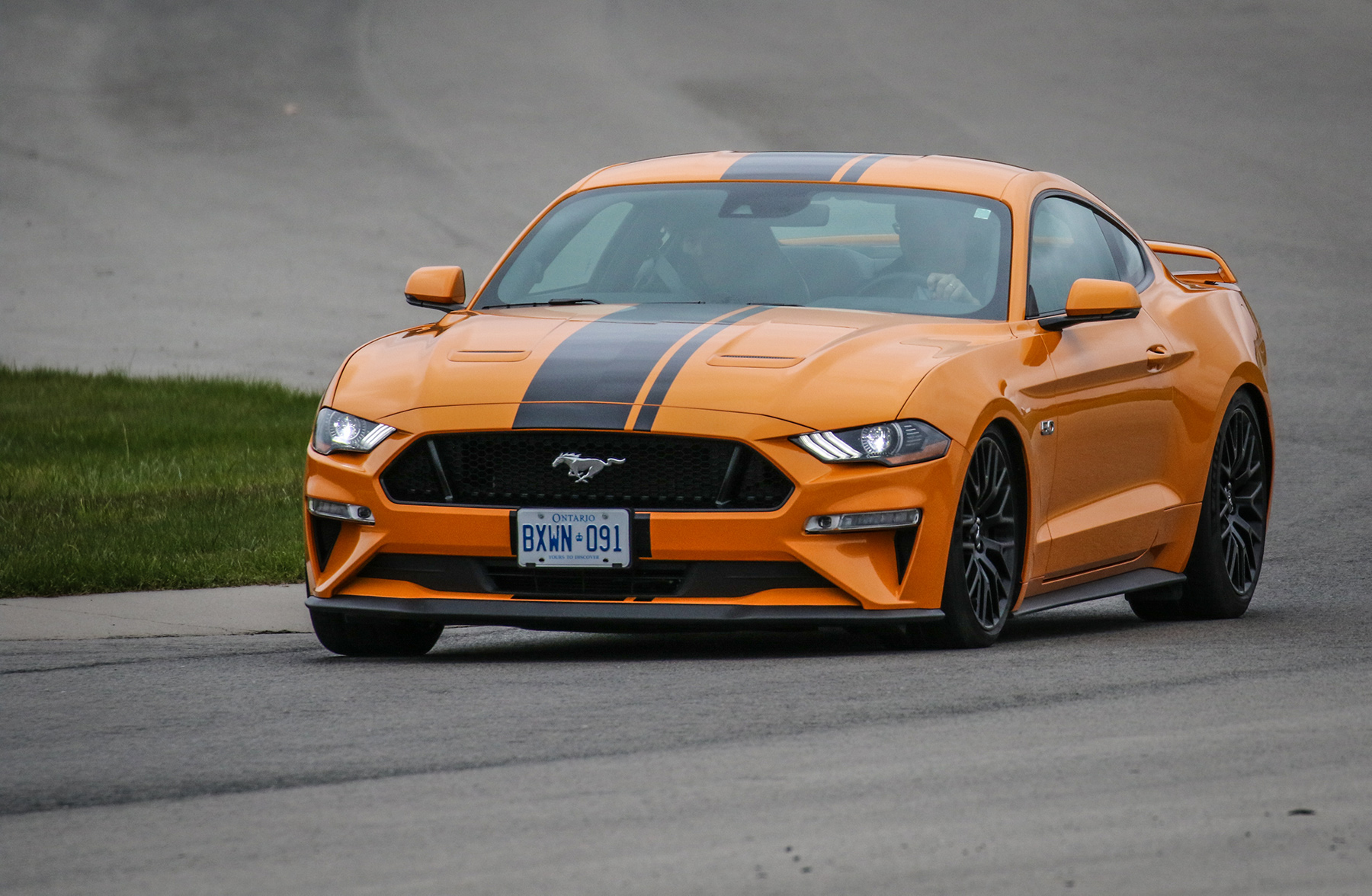 2019 Ford Mustang Gt Manual Or Automatic Which Would We